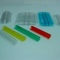供应用于收边连接的pc塑制配件铝制配件