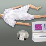 高级多功能急救护理训练模拟人图片