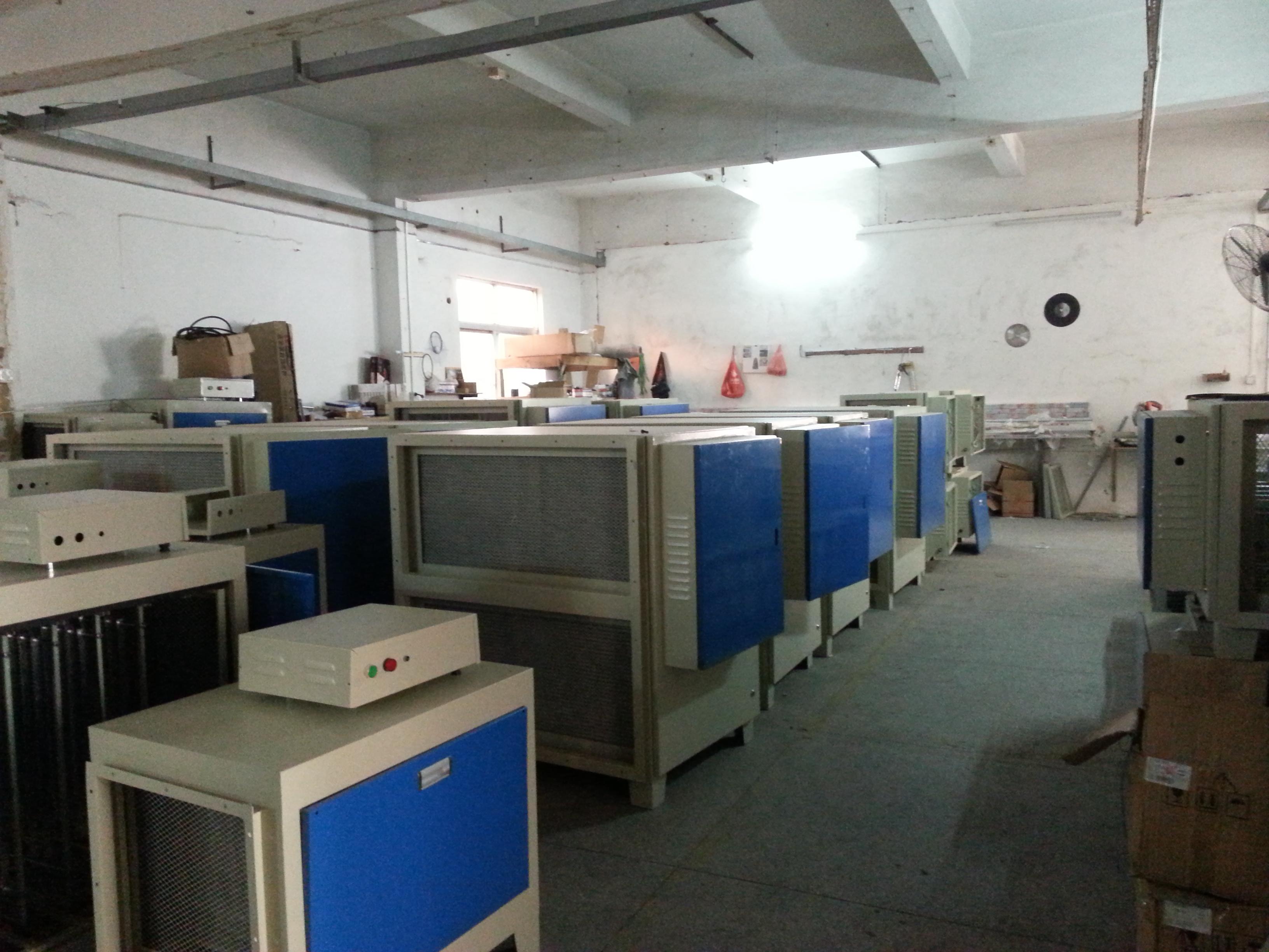 供应油烟净化器代理加盟与项目合作