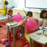 北京少儿美术培训图片