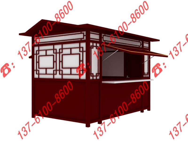 木质售货亭、防腐木售货亭、防腐木售货亭定做