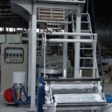 瑞安超顺膜具厂 供应瑞安吹膜机 高低压吹膜机这台50型高压塑料吹膜机最宽600mm各规格批发