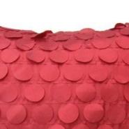 家纺抱枕激光烧花瓣切花边价格图片