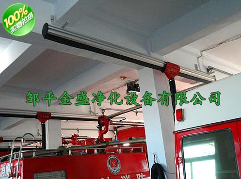 供应北京尾气抽排 北京汽车尾气抽排系统 汽车尾气处理装置