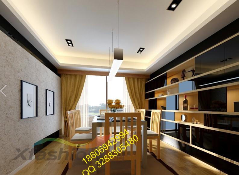室内装修墙衣效果图