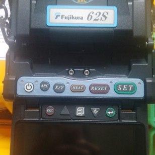 四川省广元市藤仓62s光纤熔接机图片