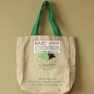 帆布会议资料袋定做帆布广告宣传袋图片