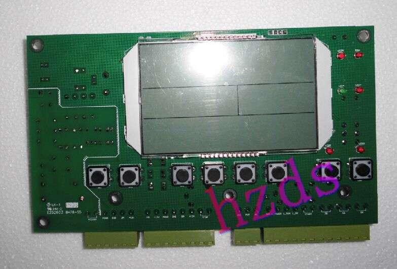 供应纺织机械液晶显示控制板开发图片