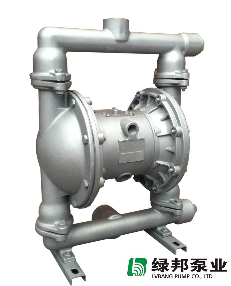 304qbk-25不锈钢气动隔膜泵图片|304qbk-25不锈钢图片