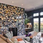 背景墙装饰 透光玛瑙复合装饰板图片