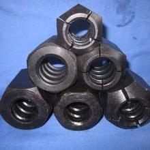供应用于工业机械紧固的开槽螺母防盗螺母方螺母圆螺母