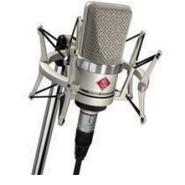 纽曼TLM102录音电容话筒 麦话筒图片