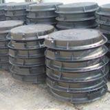 供应球墨铸铁圆形井盖子,各种规格型号。根据客户要求可以定做加工。