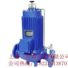 供应用于供水设备的PBG型屏蔽式管道泵三星厂家招商