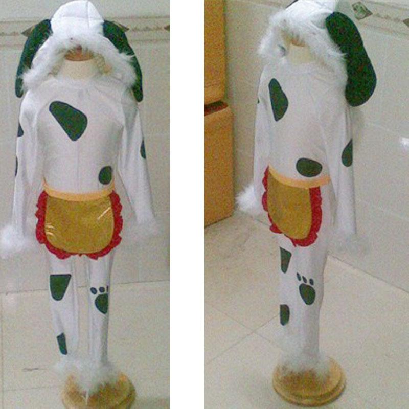 供应儿童卡通舞蹈服装动物狗青蛙服定做用于材料的儿童卡通舞蹈服装动物狗青蛙服定做