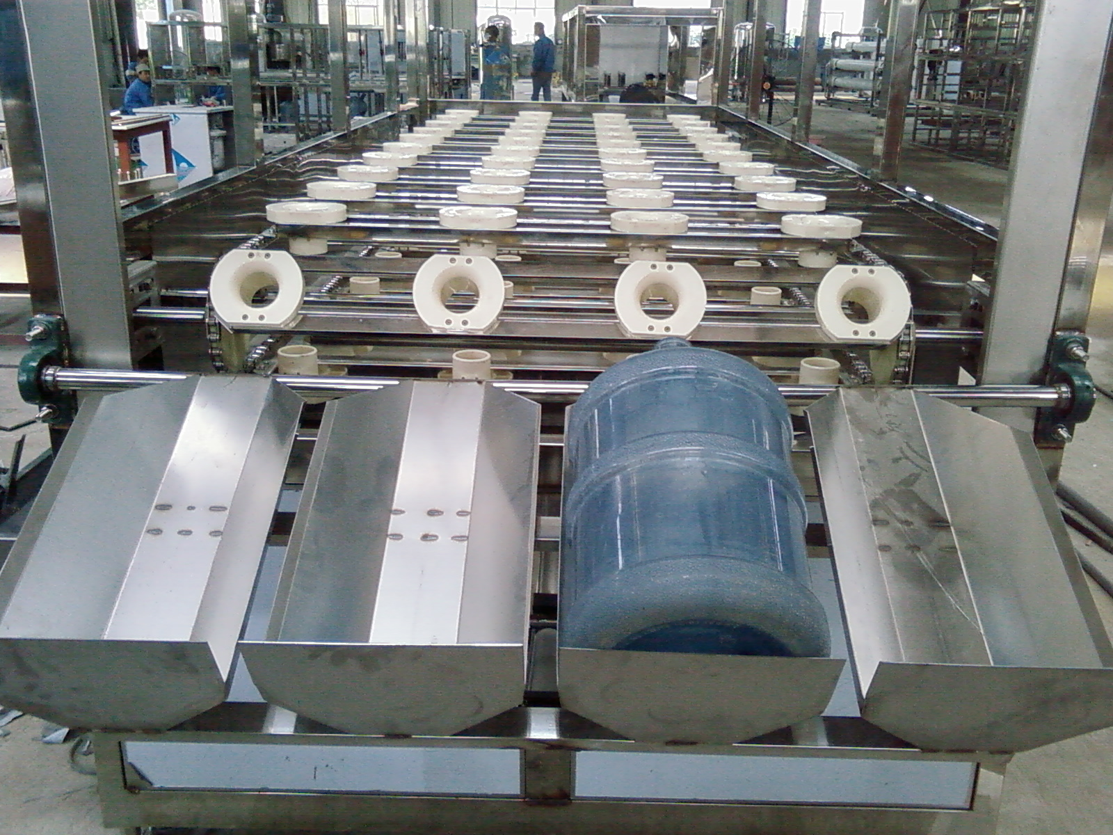 丽江桶装纯净水生产线批发