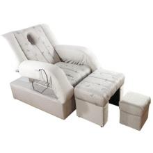 供应郑州电动椅足疗足浴沙发布艺沙发床美容美发桑拿洗脚床批发