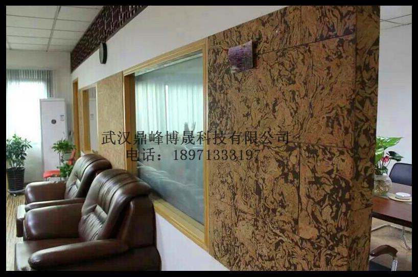 供应湖北武汉软木饰面板软木墙