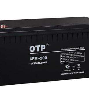 OTP蓄电池 6FM-200图片
