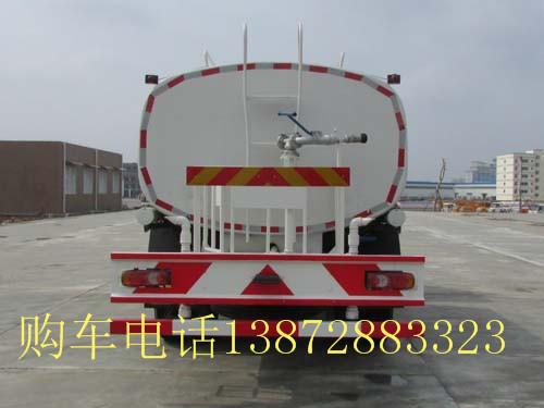 供应CDW5160GSSA1C4型洒水车供应王牌国四标准10~12立方洒水车厂家标配价格!
