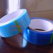 蓝色固定胶带 蓝色冰箱胶带图片