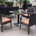 休闲街户外桌椅图片