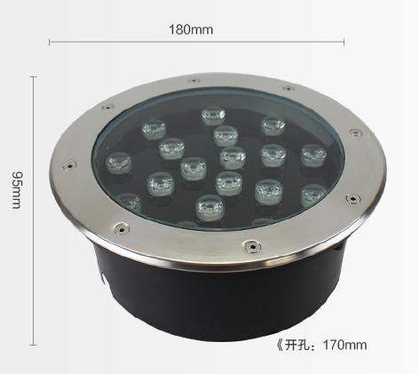 供应LED地埋灯15W批发