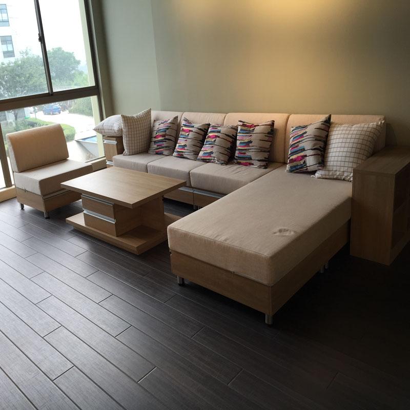 供應客廳沙發 多功能儲物沙發床組合