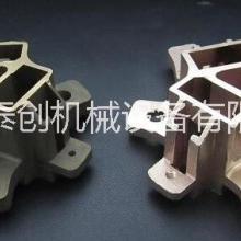 永磁磁力抛光机锌合金异形件内孔去毛刺抛光河北|天津|山东汽车配件表面处理厂家