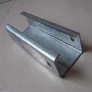 供甘肃兰州冷弯C型钢和酒泉镀锌c型图片