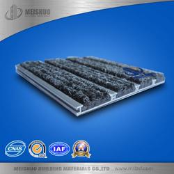 供应用于防尘地垫的铝合金板价格\楚雄硅铝合金\3m地毯
