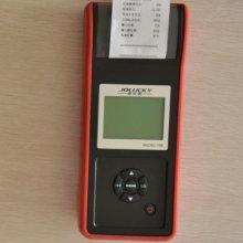 MICRO-788汽车电瓶检测仪 嘉乐驰定制蓄电池测试仪 打印测试结果