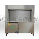 供应无烟烧烤炉_1.6米无烟烧烤炉_广缘食品机械设备厂
