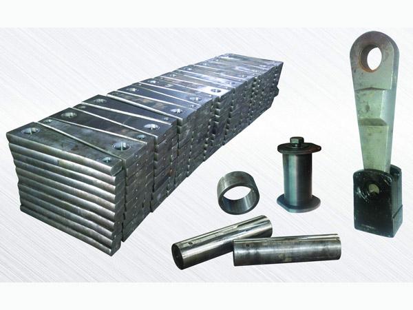 供应用于反击式破碎机的焦化厂高强破碎机锤柄,锻造锤柄