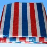 供应江苏防雨布,南韩塑编布,蓝白彩条布,南韩篷布。