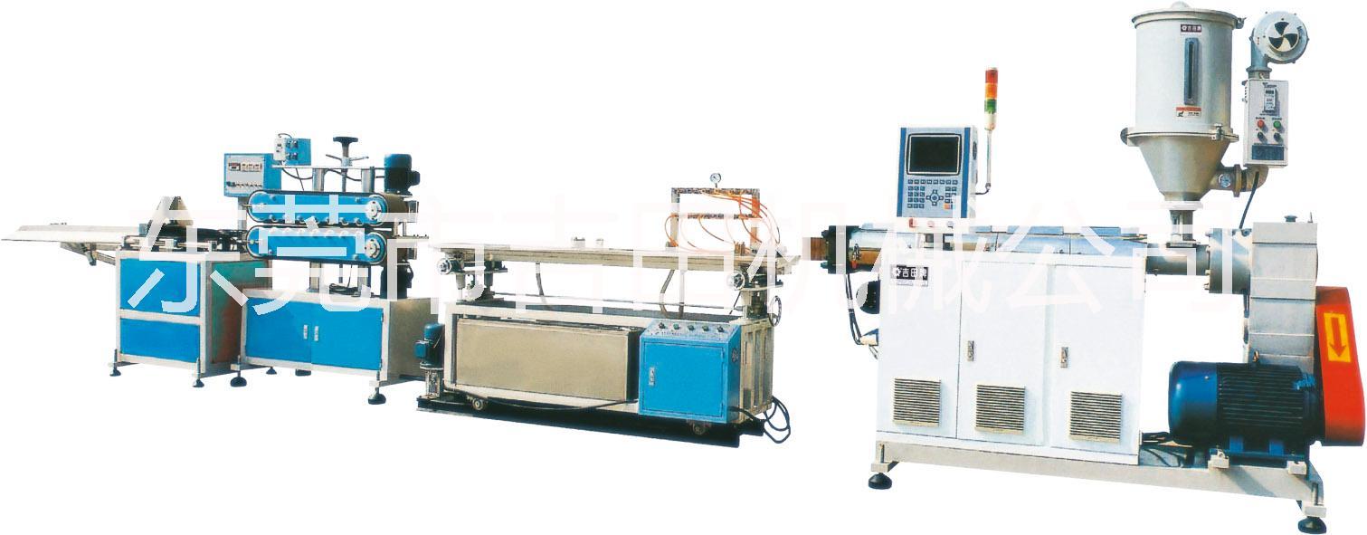 供应用于包装材料的好 IC包装管材挤出机集成电器包装
