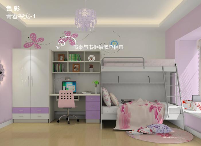 欧式卧室家具图片