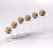 胶塞玻璃瓶图片