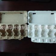 供应10枚黄色纸蛋托/纸鸡蛋盒图片