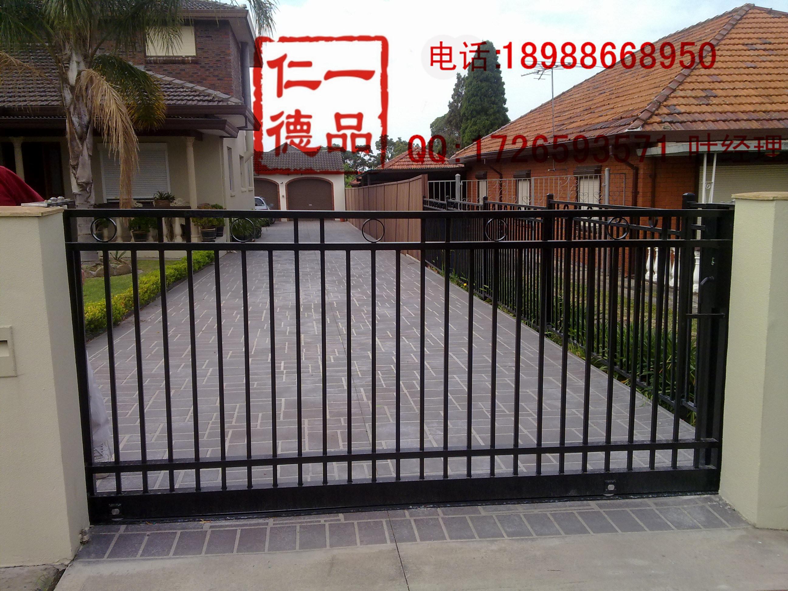 欧式铝艺护栏图片