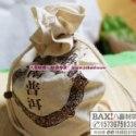 信阳麻布茶叶袋加工麻布毛尖茶叶袋图片