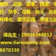 北京非洲菠萝格批发1图片