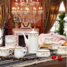 供应陶瓷咖啡具定制厂家