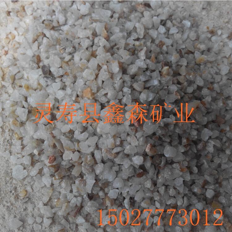 石英砂滤料图片/石英砂滤料样板图 (3)