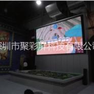 LED大电视/交警大队图片