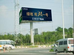山东户外广告牌检测