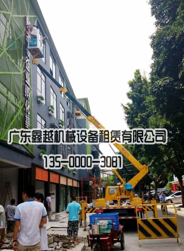 供应广州路灯车出租、广州高空云梯车出租、广州高空升降车出租价格135-0000-3081