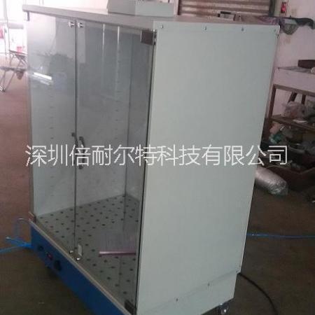 工业烤箱电路实物接线图