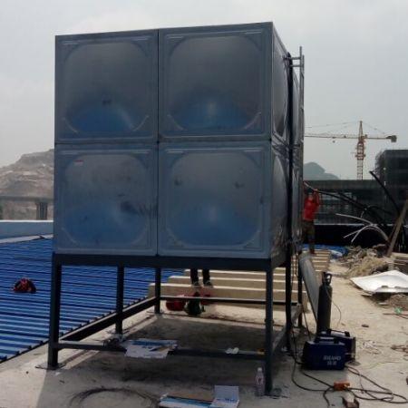 昆明不锈钢水箱 不锈钢水箱供应厂家