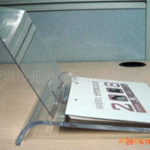 有机玻璃台历架深圳厂家直销图片